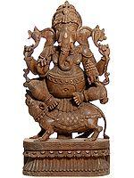 Haridra-Lambodara Ganesha