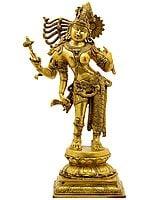 Ardha-Narishvara: Half Shiva, Half Shakti