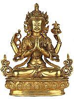 The Most Popular Buddhist Deity of Tibet
