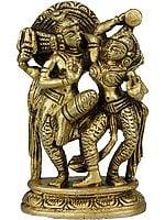 Shiva Parvati in Dancing Pose