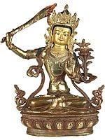 Manuushri – The Buddhist God of Wisdom and Knowledge