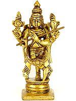 Cosmic Form of Lord Krishna (Small Statue)