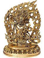 Tibetan Buddhist Deity Vajrapani