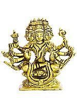 Sadashiva (Small Statue)