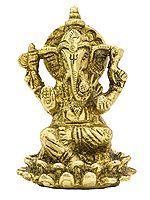 Bhagawan Ganesha (Small Statues)