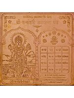 Shri Dhanvantari Upasana Yantra For Getting Good Health