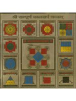 Shri Sampurna Kaalasarpa Yantram