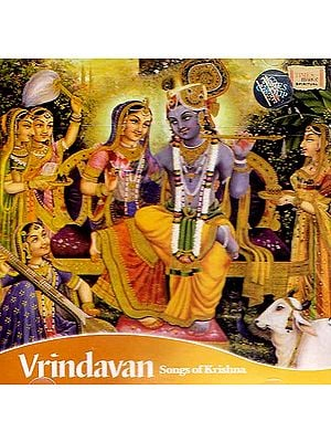 Vrindavan: Songs of Krishna (Audio CD)