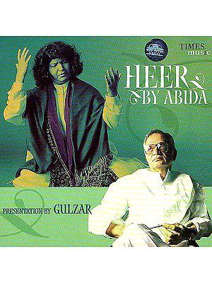 Heer By Abida (Audio CD Booklet Inside)