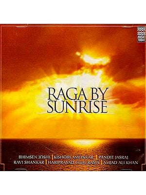 Raga By Sunrise (Set of Two Audio CDs)