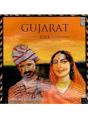 Gujarat Folk (Audio CD)