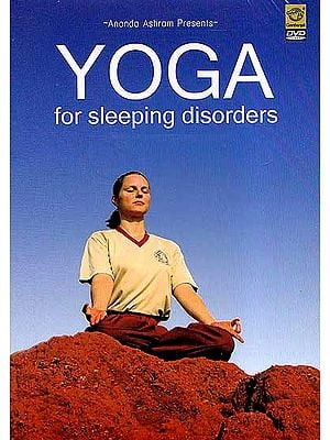 Yoga for Sleeping Disorders (With English Sub-Titles) (DVD)