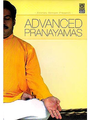 Advanced Pranayamas (DVD)