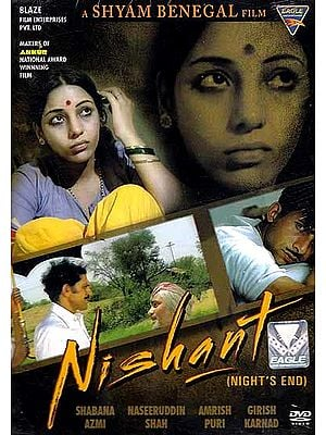 Nishant (Night's End) - A Shyam Benegal Film (DVD)