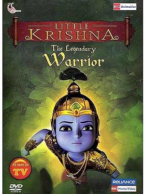 Little Krishna: The Legendary Warrior (DVD)