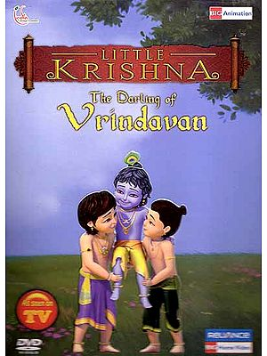 Little Krishna: The Darling of Vrindavan (DVD)