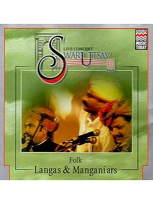 Live Concert SWARUTSAV 2000 Langas & Manganiars, Vocal (Audio CD)