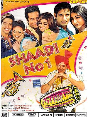 First Class Marriage; Shaadi No 1 (Hindi Film DVD with English Subtitles)