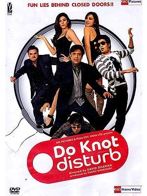 Do Knot Disturb (Hindi Film DVD with English Subtitles)