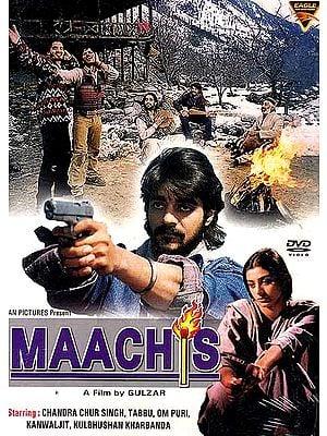The Matchbox: A Film on Terrorism in Punjab: Maachis (Hindi Film DVD with English Subtitles)