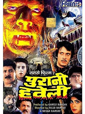 The Old Bungalow: Purani Haveli (Horror Film DVD with English Subtitles)