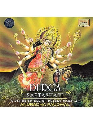 Durga Saptashati - A Divine Shield of Potent Mantras (Audio CD) ; Selected Mantras Only