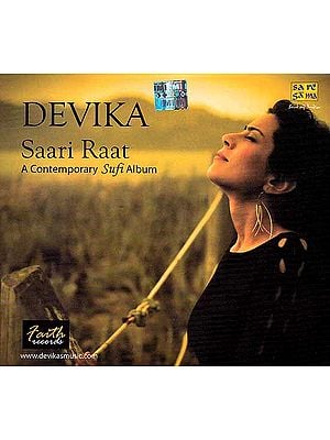 Saari Raat- A Contemporary Sufi Album (Audio CD)