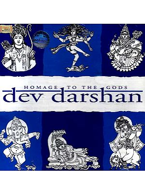 Dev Darshan - Homage to the Gods (Audio CD)