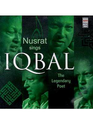 Nusrat Sings Iqbal - The Legendary Poet (Audio CD)