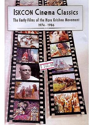 Iskcon Cinema Classics - The Early Films of the Hare Krishna Movement 1974-1986 (Set of Two DVDs Video)
