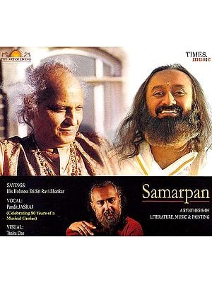 Samarpan - A Synthesis of Literature, Music & Painting (Audio CD)