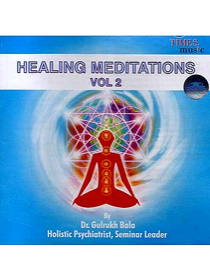 Healing Meditations Vol-2 (Audio CD)