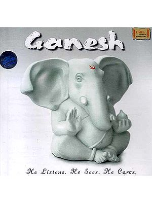 Ganesh - He Listens. He Sees. He Cares. (Audio CD)