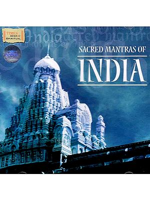 Sacred Mantras of India (Audio CD)