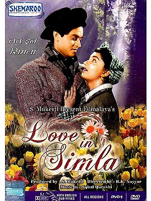 Love in Simla  (Hindi Film DVD with English Subtitles)