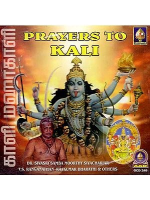 Prayers to Kali (Audio CD)