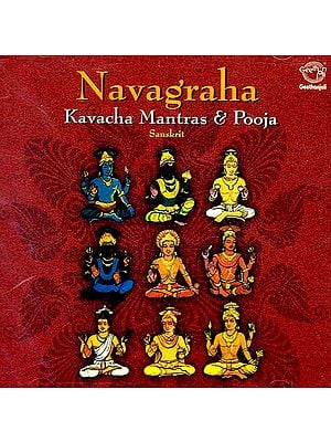 Navagraha Kavacha Mantras & Pooja (Audio CD)