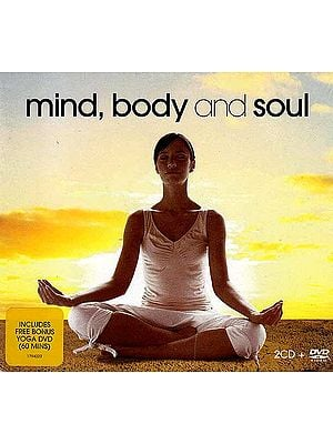 Mind, Body and Soul (Set of Two CDs & One DVD)
