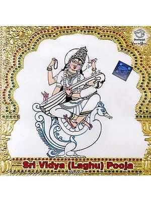 Sri Vidya (Laghu) Pooja Sanskrit (Audio CD)