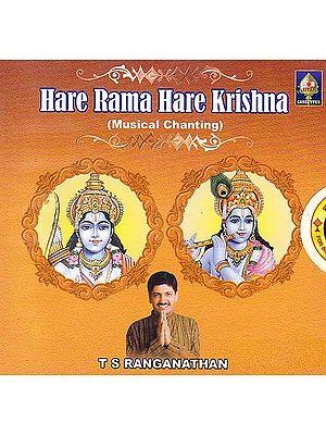 Hare Rama Hare Krishana – Musical Chanting(Audio CD)
