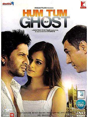 Hum Tum Aur Ghost (DVD Video)