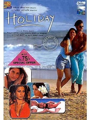 Holiday (Hindi Film DVD with English Subtitles)
