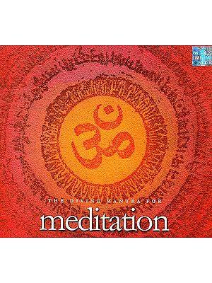 Om: The Divine Mantra For Meditation (Audio CD)