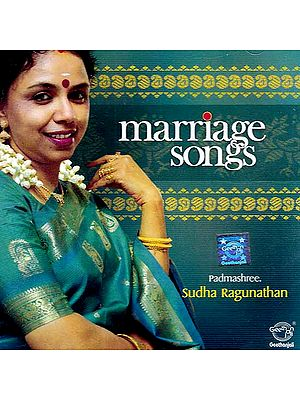 Marriage Songs (Audio CD)