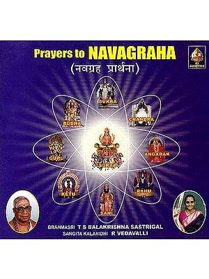 Prayers to Navagraha (Audio CD)