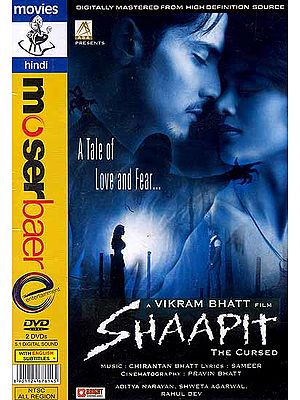 Shaapit the Cursed: A Tale of Love and Fear (Hindi Film DVD with Subtitles in English)