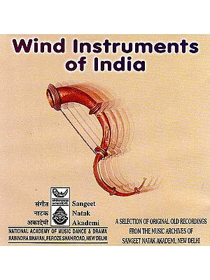 Wind Instruments of India (Audio CD)