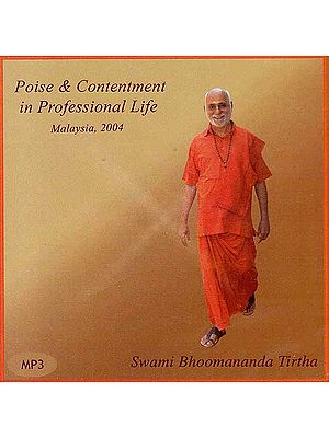 Poise & Contentment in Professional Life Malaysia, 2004 (MP3)