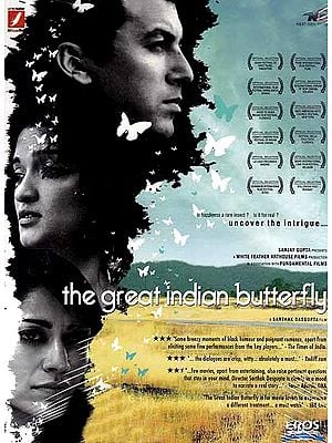 The Great Indian Butterfly (DVD)