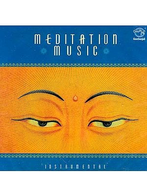 Meditation Music - Instrumental (Audio CD)